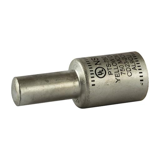 Aluminum Pin Terminal Al Pin 750 MCM