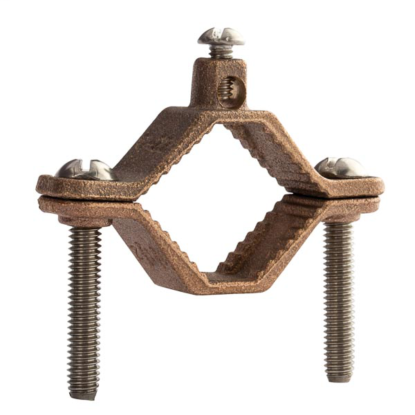 """Mayer-Ground Clamp HD 1 1/4-2"""" DB Rated-1"""