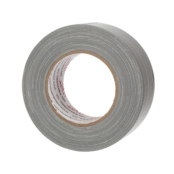 NSI EWDT-8 165 Foot x 2 Inch Silver Cloth General Purpose Duct Tape