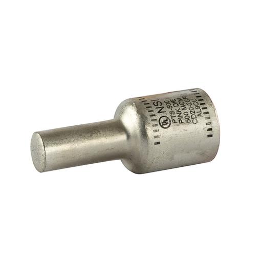 Aluminum Pin Terminal Al Pin 500 MCM