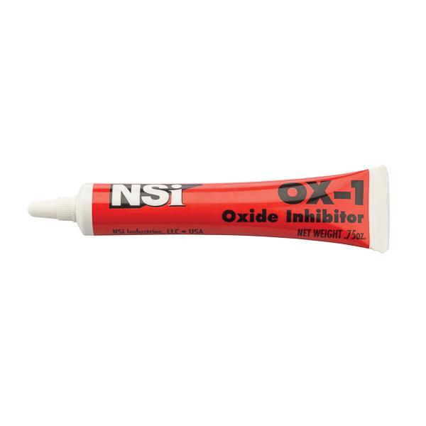 NSI OX-1 3/4 oz Squeeze Tube Oxide Inhibitor