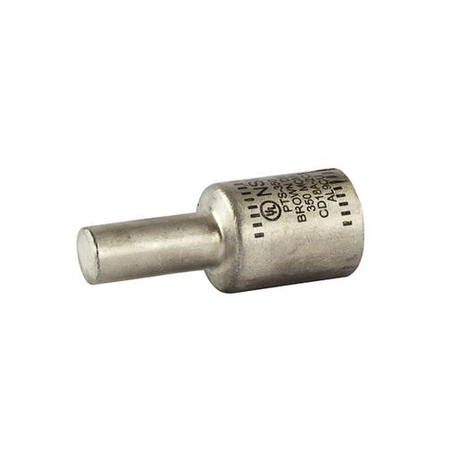 Aluminum Pin Terminal Al Pin 350 MCM