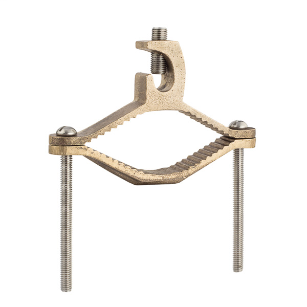 """Mayer-Ground Clamp Lay-In 2 1/2-4"""" DB Rated-1"""