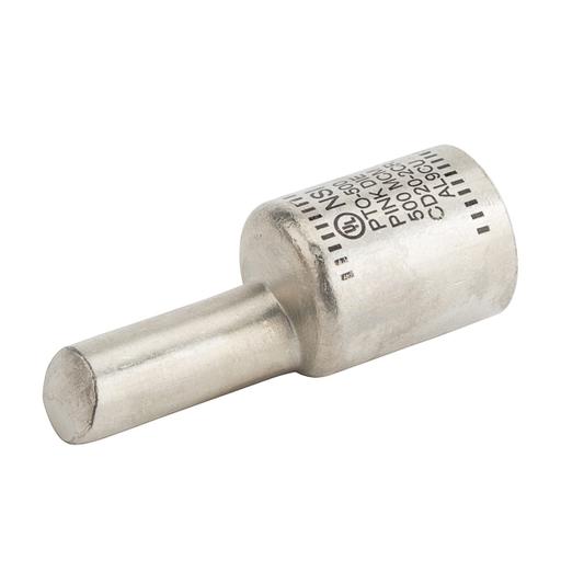 Aluminum Pin Terminal Al Pin OS 500 MCM