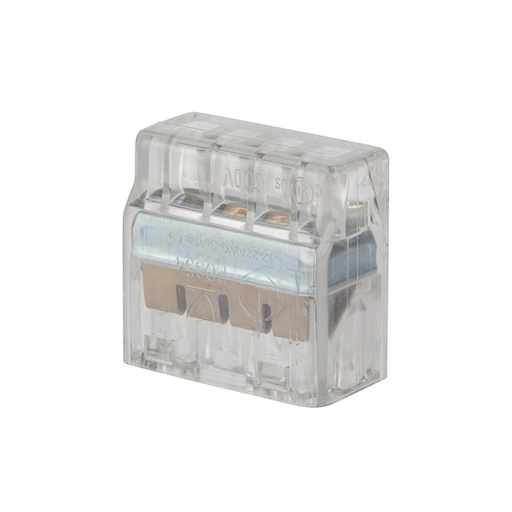 Mayer-Easy-Twist™ Push-In-Connector (4 Wire) Clear-1