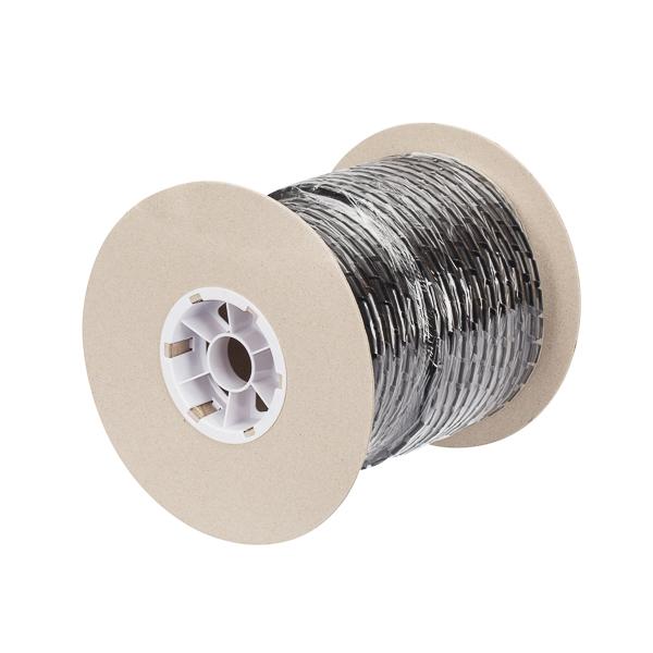 NSI SRPE-3750 .375 Blk Poly Spiral