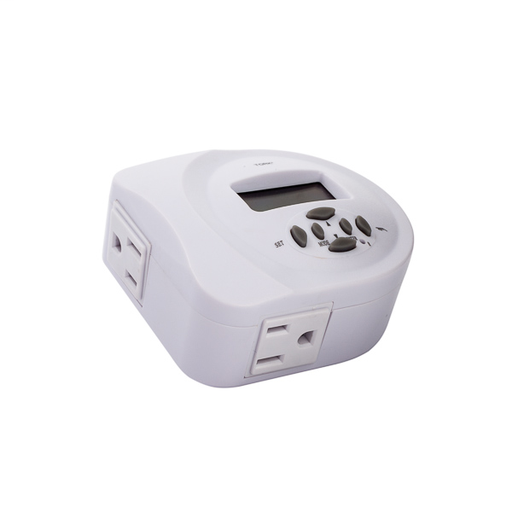 Mayer-Astro Digital Plug-In 2 Plug 125V Indoor-1