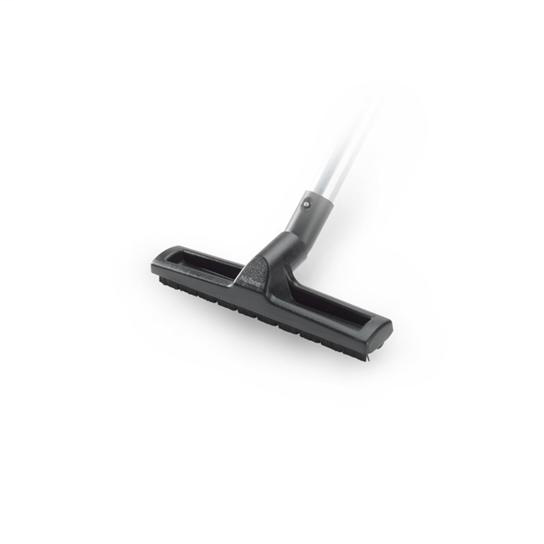 "Hard Surface Floor Tool for Central Vacuums, 11-3/4"" Cleaning Width, in Black"