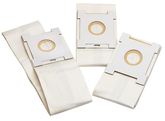 Broan,VX3918STD,Standard Filter Media bags for VX550 and VX1000 Series (three bags per pack)