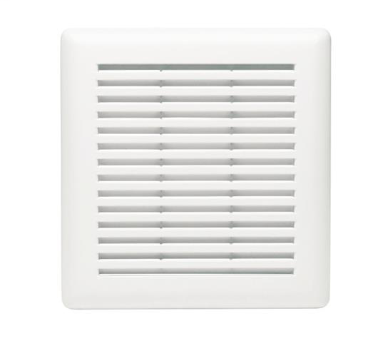 Broan,696N,Ceiling/Wall Fan,Nutone,50 CFM,9-1/8 IN X 8-3/4 IN X 1/2 IN Grille