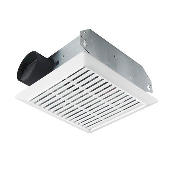 NUTONE 70 CFM Bath Ventilation Fan with White Grille