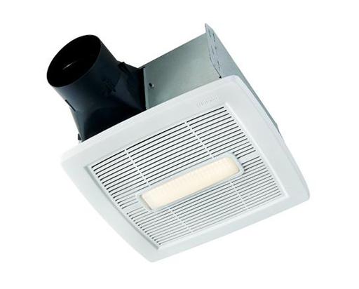 NUT AEN110L 110 CFM 1.0 SONE LED FAN/LIGHT