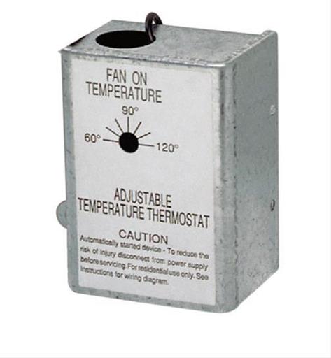 NUT RFTH95 15A 120V ADJ TSTAT