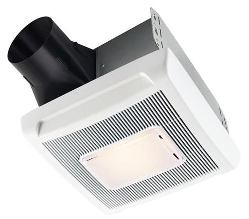 NUT AN70L 70 CFM 2.0 SONES FAN/LIGHT