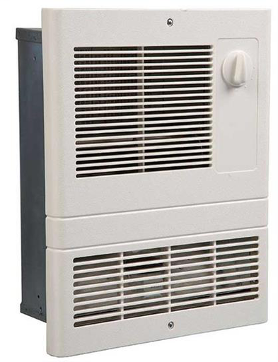 NUT 9810WH 1000W WHITE WALL HEATER
