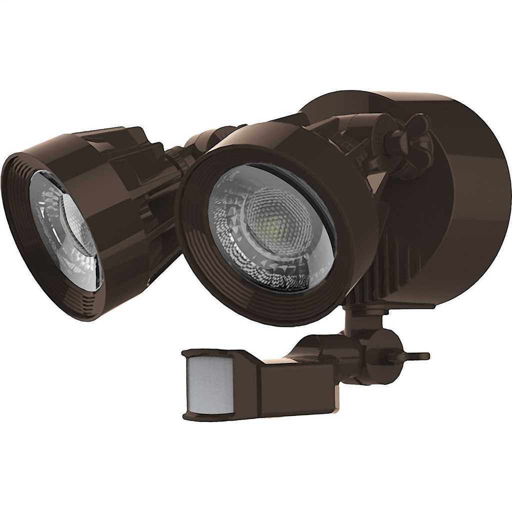 SATC 65/094 LED DUAL HEAD SECURITY LT BR M/S