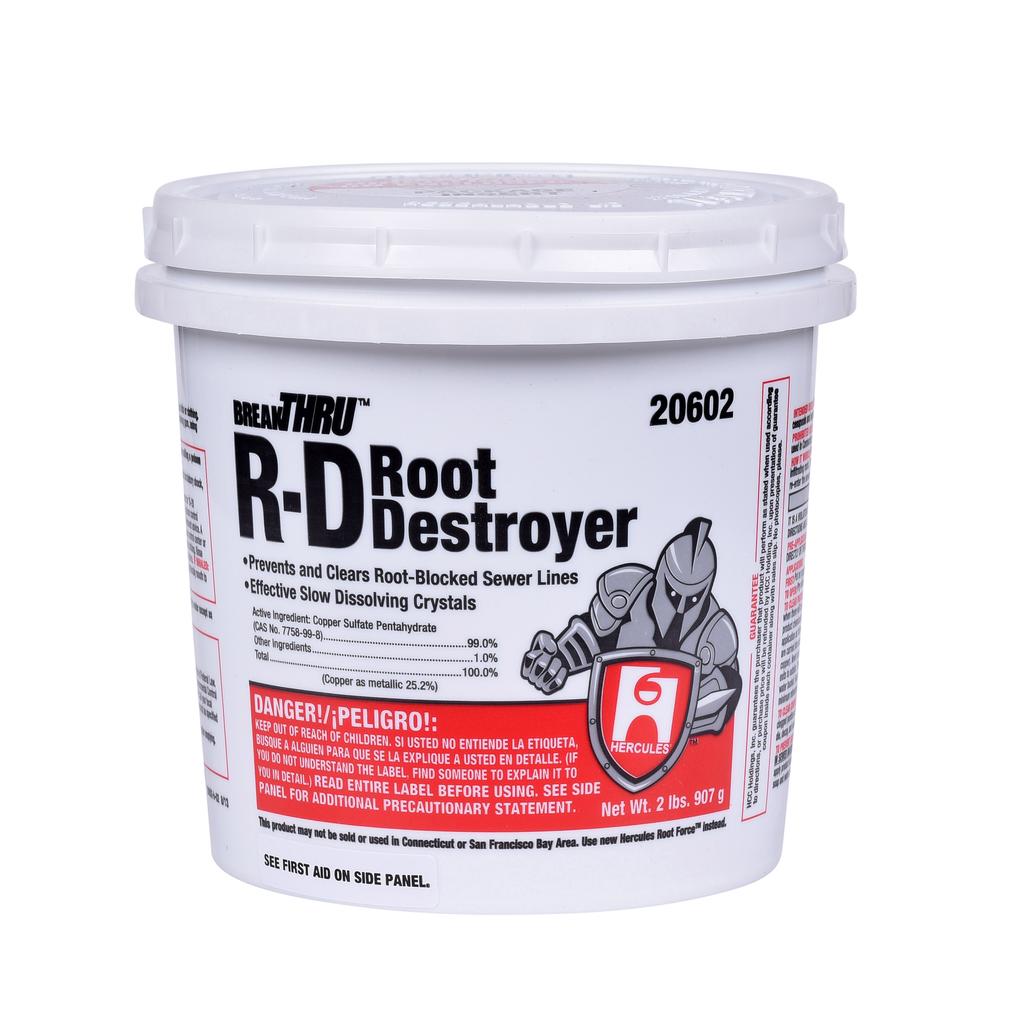 Hercules® 2 lb. R-D™ - Root Destroyer
