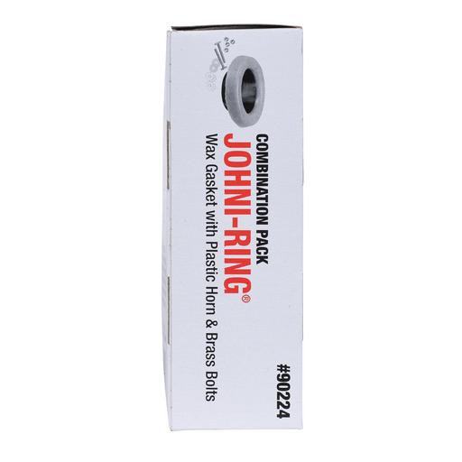 "Hercules® 4"" Johni-Rings - With Plastic Horn, Combo Pack"