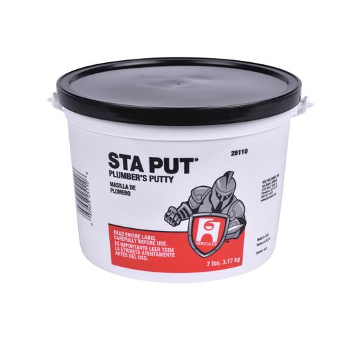 Hercules® 7 lb. Sta Put® - Plastic Pail With Handle