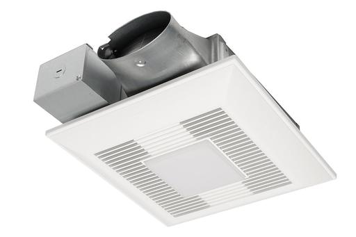 PAN FV-0510VSL1 50,80-100 WHISPER VALUE DC FAN/LED W/NIGHT LIGHT