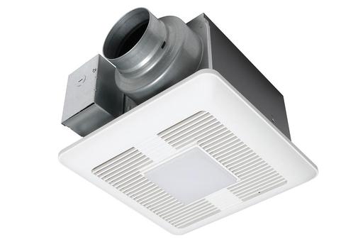 PAN FV-0511VQL1 WHISPERCEILING DC - (LED CHIP PANEL INCLUDED)