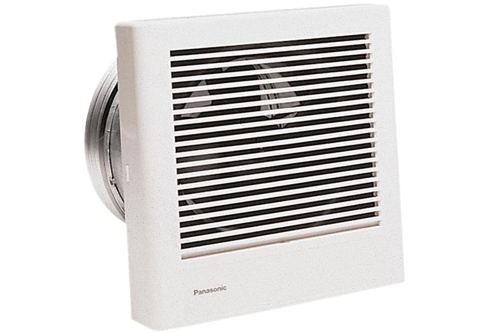 Panasonic,FV-08WQ1,WhisperWall fan, 70 CFM, 1.1 sone