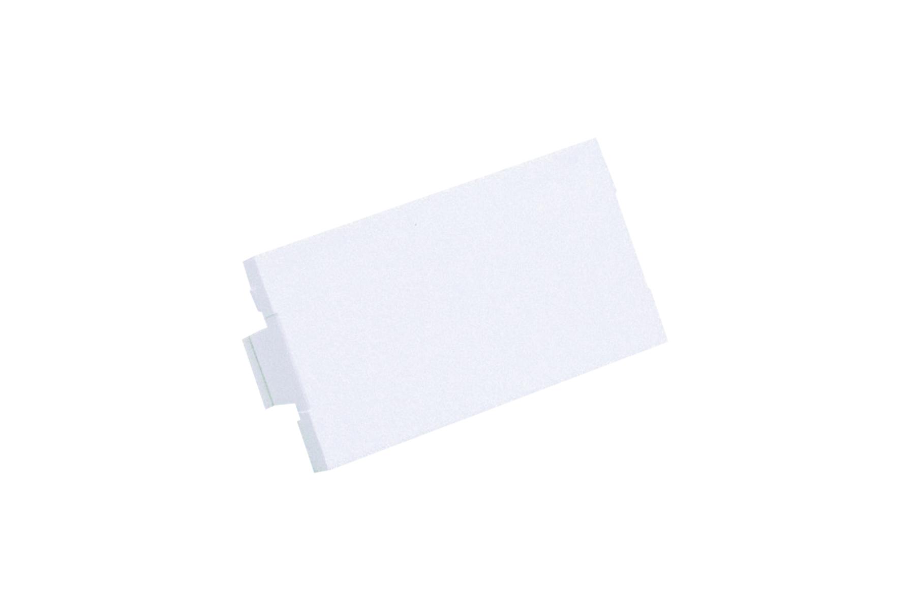 Industrial Mini-Com 1/3-Size Blank Insert