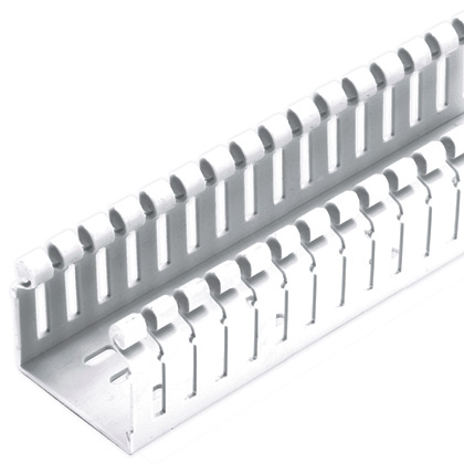 PAND HN1.5X2WH6 HINGED DUCT, NARROW FINGER