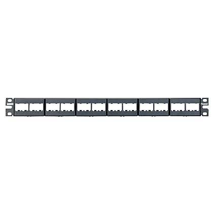 Unshielded Modular Patch Panel CPP24WBLY