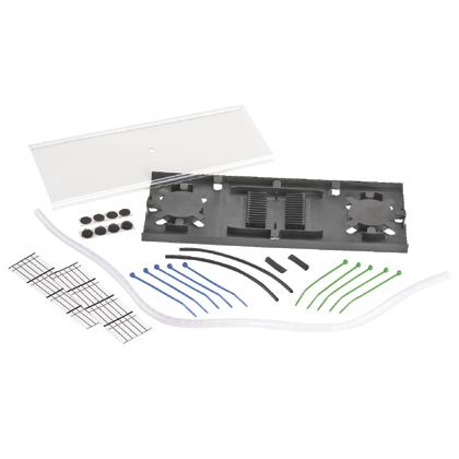 Fiber Splice Tray Kit FST24
