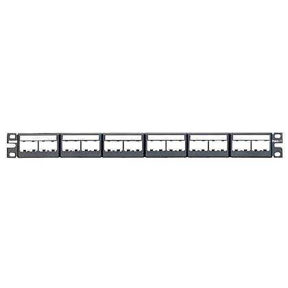 Unshielded Modular Patch Panel CPPL24WBLY