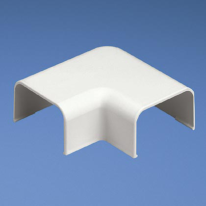 PANDUIT RAF3WH-E WHITE LD3 RIGHT ANGLE FITTING