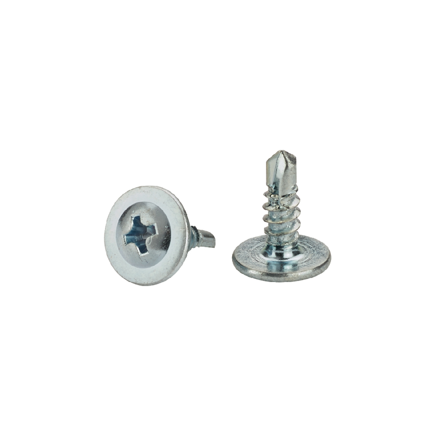 "PANDUIT #8 x 1/2"" low-profile, self-tapping screw"