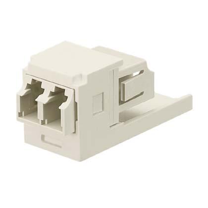 Duplex LC Fiber Adapter (EI) with Module (IG) Phos