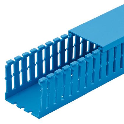 PAN F1X3IB6 NAR Slot Duct, PVC,1x3x