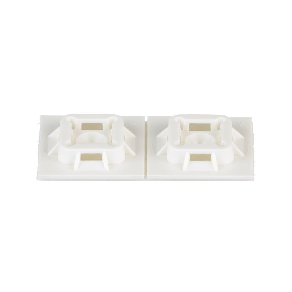 Panduit ABM100-A-D 1 x 1 Inch (25.4 x 25.4 mm) Adhesive Cable Tie Mount