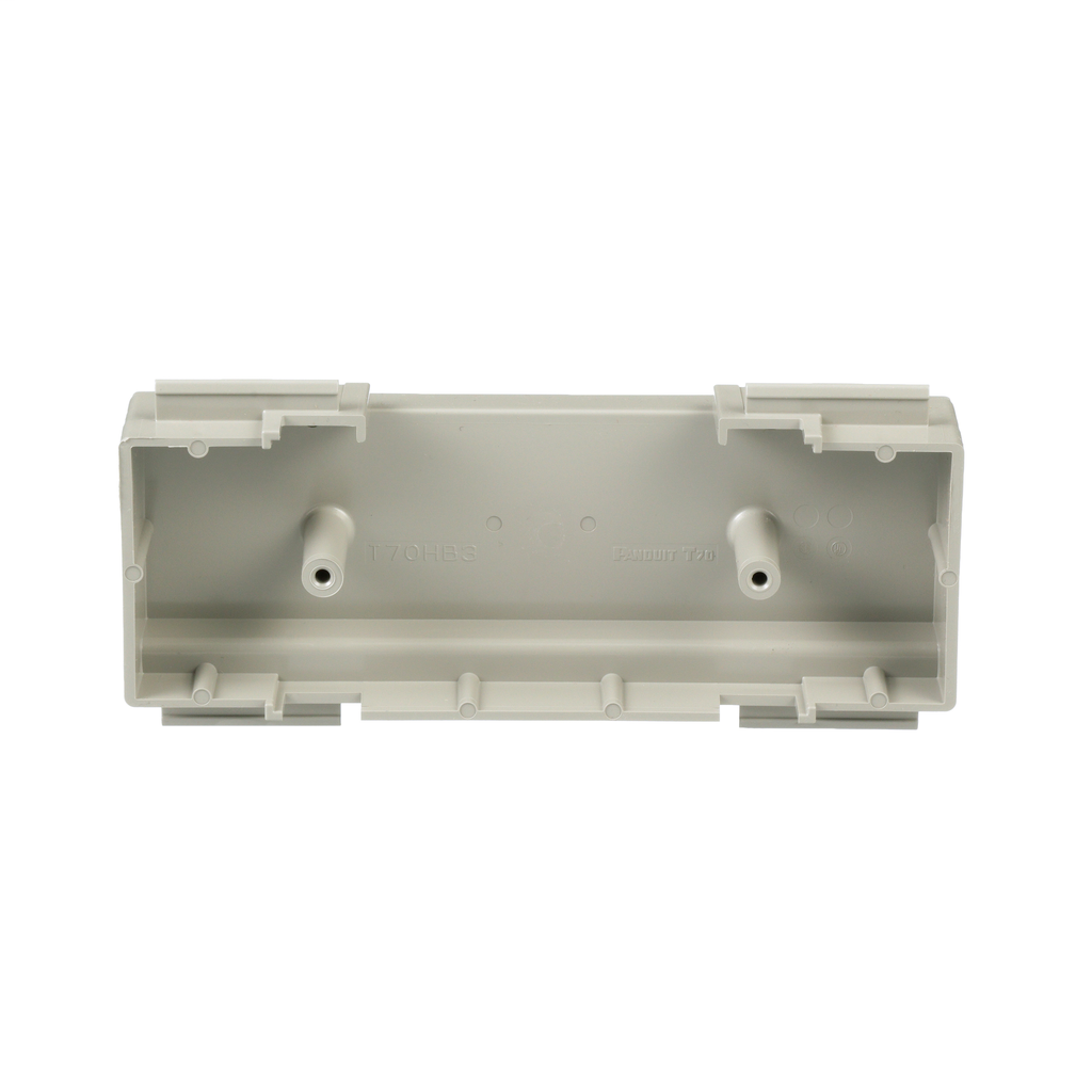 PAN T70HB3-X Hanging Box,3 sided,Po
