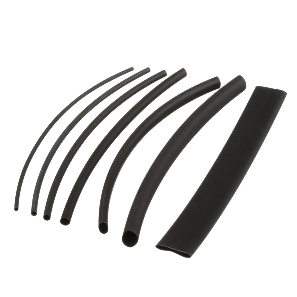 Panduit HSTT-YK1 .06 Inch - .50 Inch 1.5 mm - 12.7 mm Thin Wall Heat Shrink Tubing