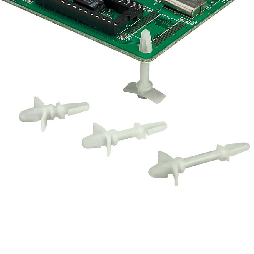 PAN CBLS37-M CircuitBrdLckSpprt,.38