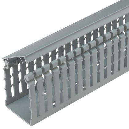 PAN HN4X4LG6 NAR Hinge Duct,PVC,4X4