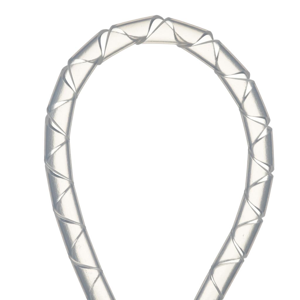 """PAN T25T-L Spiral Wrap,TFE,.25""""x50'"""