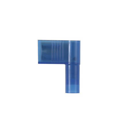 Panduit DNFR14-250B-M Nylon Insulated Right Angle Female Disconnect