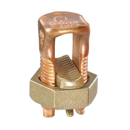 Panduit SBC6S-C #8 Str - #6 Sol AWG Copper Split Bolt