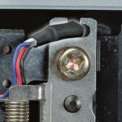 Panduit HSTTV25-48-Q VW-1 0.25 Inch (6.4 mm) Diameter Black Thin Heat Shrink Tubing