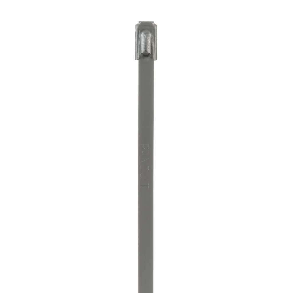 """Panduit MLT2S-CP Mlt 304 Stainless Steel Standard 7.9"""" 201 mm Cable Tie"""