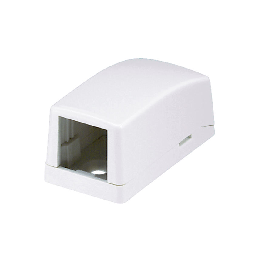 PAN CBX1WH-A SurfaceMountBox,1Pt,WH
