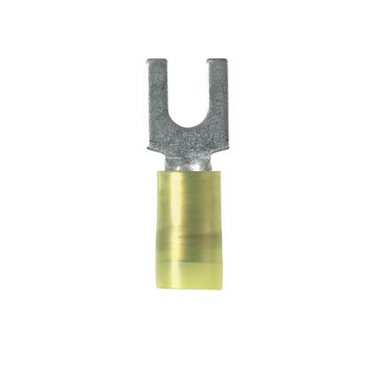 Panduit PN10-6F-L 12-10 AWG Nylon Insulated Fork Terminal