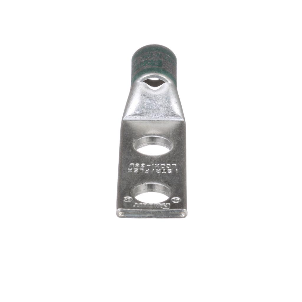 PAN LCDX1-38D-X CuLugF,2Hole,#1AWG,