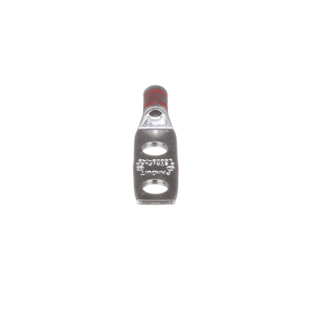 PAN LCDX8-14B-L CuLugF,2Hole,#8AWG,