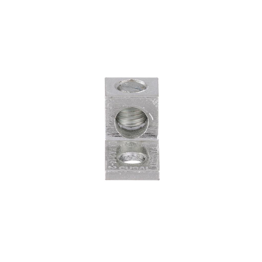 PAND LAMA2-14-QY AluminumMechanical Lug, 1 Hole, 1 Barre